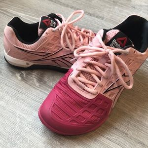 Women's Reebok CrossFit shoes size 7
